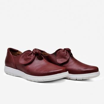 Tênis Nômade Laço Vermelho - NM007/001 - Balatore Shoes
