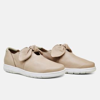 Tênis Nômade Laço Nude - NM007/003 - Balatore Shoes