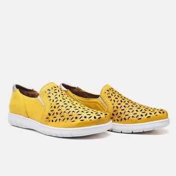 Tênis Nômade Amarelo - NM008/003 - Balatore Shoes