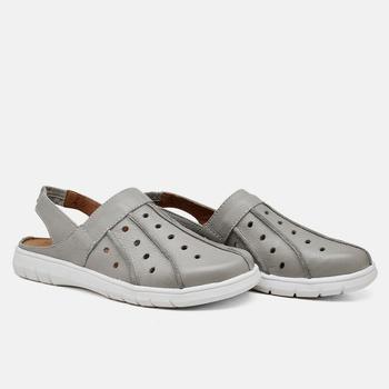 Mule Nômade Cinza - NO001/007 - Balatore Shoes