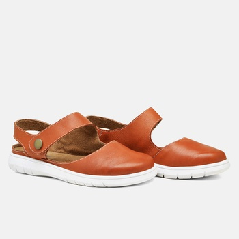 Sapatilha Nômade Laranja - NO004/004 - Balatore Shoes
