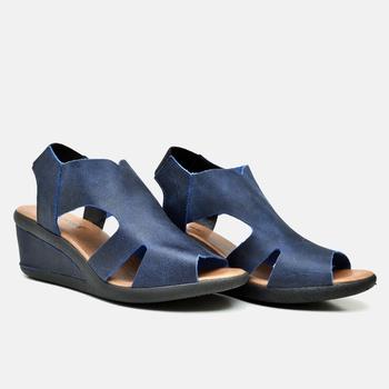 Sandália Veneza Azul Marinho - VN024/020 - Balatore Shoes