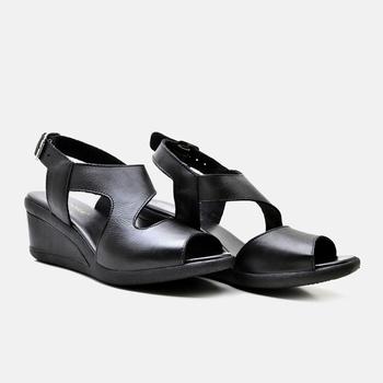 Sandália Veneza Preta - VN028/014 - Balatore Shoes