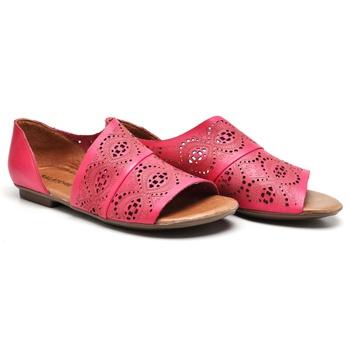 Flat Rasteira Maresias Pink - MA022/042 - Balatore Shoes