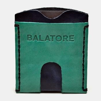 Porta Cartão Esmeralda e Azul Marinho - PC002/003 - Balatore Shoes