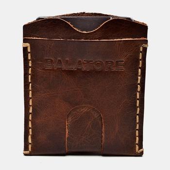 Porta Cartão Tabaco - PC002/001 - Balatore Shoes