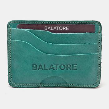 Porta Cartão Esmeralda - PC001/004 - Balatore Shoes