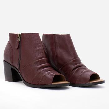 Sandália London Bordô - LD063/005 - Balatore Shoes