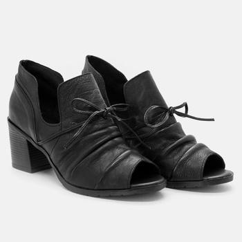 Open Boot London Preto - LD049/005 - Balatore Shoes