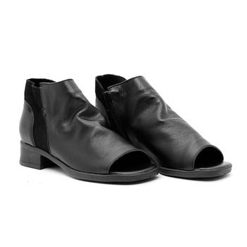Open Boot Florença amarela - FL005/001 - Balatore Shoes