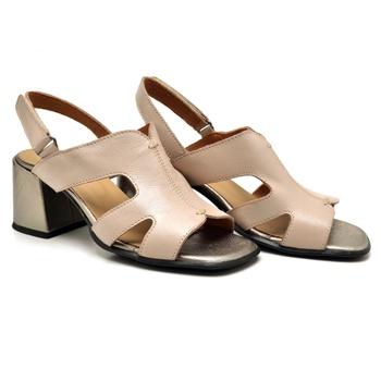 Sandália Turim Off White - TR006/001 - Balatore Shoes