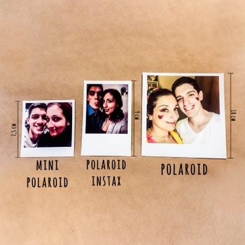 Mini-Polaroid