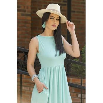 Vestido Longo C/ Bolsos Maytê - PINI039 - PIMENTAROSADA