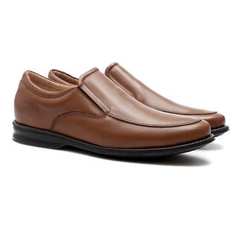 Soft Comfort ORAN MAX Tan - Sapato Masculino Loafer Samello - SAMELLO