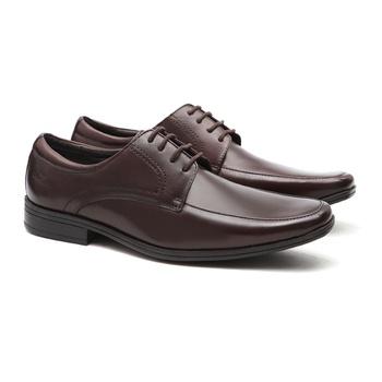 Social s/b MIELE Chocolate - Sapato Masculino Naturalle Samello - SAMELLO