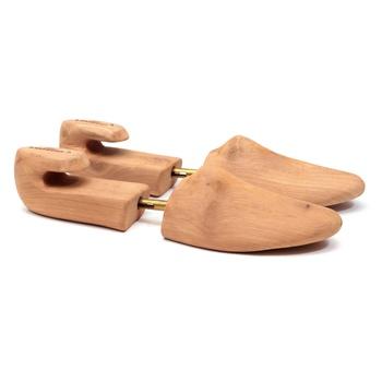 AD - Shoe Tree Forma para Sapatos em Madeira Cedro - SAMELLO