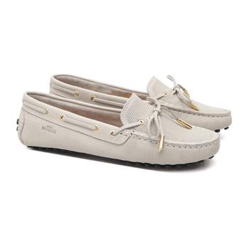 Mocassim RUBY Gelo Comfort - Sapato Feminino Samello - SAMELLO