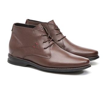 Bota Comfort Gel BENKE Floater Brown - Bota masculino Samello - SAMELLO