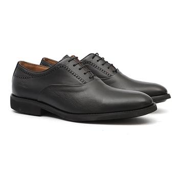 Soft Social VITARA Preto - Sapato Masculino Derby Samello - SAMELLO