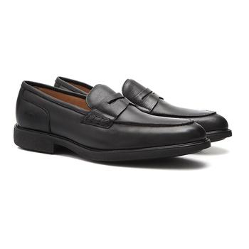 Soft Social VIRAGE Preto - Sapato Masculino Samello - SAMELLO