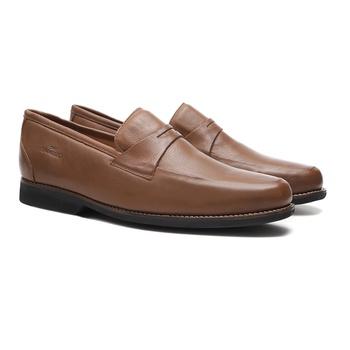 Soft Casual STORS II MAX Tan - Sapato Masculino Loafer Samello - SAMELLO