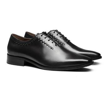 Social s/c MAVERICK Preto - Sapato Masculino Oxford Samello - SAMELLO
