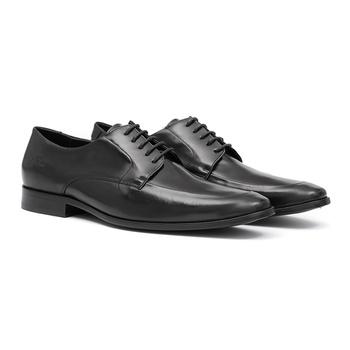 Social s/c CRUZE Preto - Sapato Masculino Derby Samello - SAMELLO