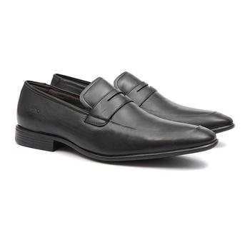 Social s/b LAURO Preto - Sapato Masculino Loafer Samello - SAMELLO