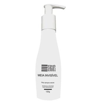 Meia Invisível Desodorante para os Pés - 0014 16 0... - SERGIO`S