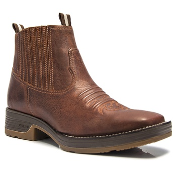 Workboot Strong Shock Vimar Boots 82081 Fóssil Sella - Store Country
