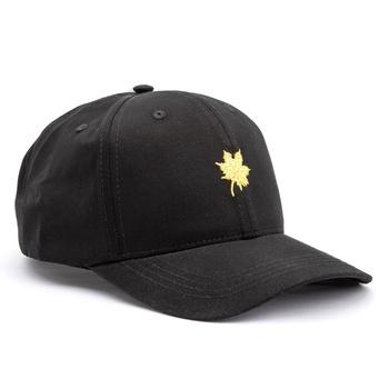 Boné Folha Canadian Preto/ Amarelo - Store Country