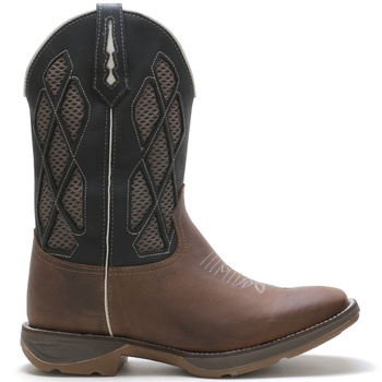 Workboot Top Hand High Country 4777 Crazy Horse Havana - Store Country