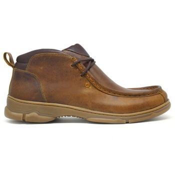 Tênis Canadian Destroyer Masculino High Country 1780 Crazy Horse Castanho - Store Country