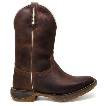 Work Boot Farmer High Country 3477 Crazy Oil Café - Store Country
