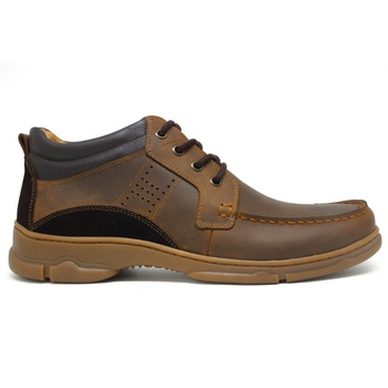 Tênis Twisted Masculino High Country 1150 Crazy Horse Castanho - Store Country
