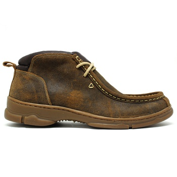 Tênis Destroyer High Country 1005 Full-Grain Camel - Store Country