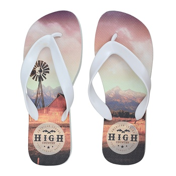Chinelo High Country Borracha - Store Country