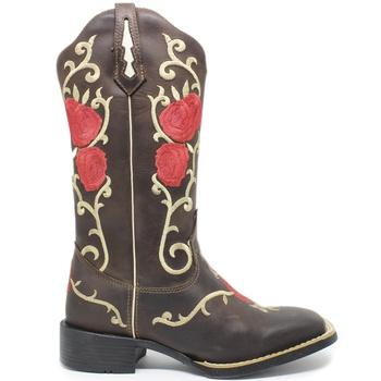 Bota Texana Feminina High Country 7599 Crazy Horse Café - Store Country