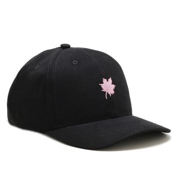 Boné Folha Canadian Preto/Rosa - Store Country