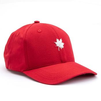 Boné Folha Canadian Vermelho/ Branco - Store Country