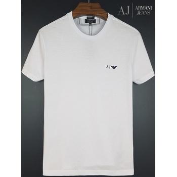 Camiseta Armani Branco Básica - armani5 - TCHUCO STORE - GRANDES MARCAS