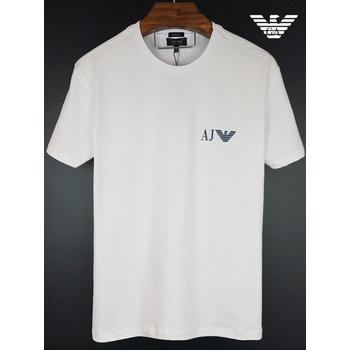 Camiseta Armani Branca - arm-0100 - TCHUCO STORE - GRANDES MARCAS