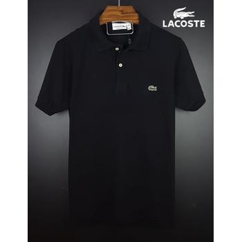 Camisa Gola Polo Lac Preta - camlac-02 - TCHUCO STORE - GRANDES MARCAS