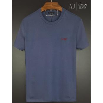 Camiseta Armani Marinho Básica - armani2 - TCHUCO STORE - GRANDES MARCAS