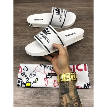 CHINELO Dolce e Gabanna Branco - chinelodolce1 - TCHUCO STORE - GRANDES MARCAS