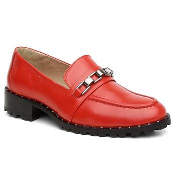 Loafer Violanta Canadá Coral - Violanta Calçados Femininos