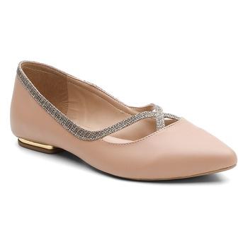 Sapatilha Violanta Bazum Brown - Violanta Calçados Femininos