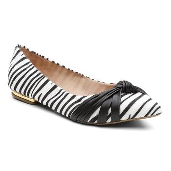 Sapatilha Violanta Bimbo Zebra Preta - Violanta Calçados Femininos