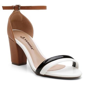 Sandália Violanta Mambaí Branca - Violanta Calçados Femininos
