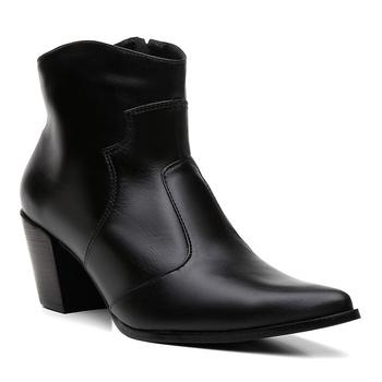 Bota Violanta Inglaterra Preto - Violanta Calçados Femininos